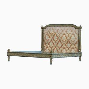 Antikes französisches King Size Bett