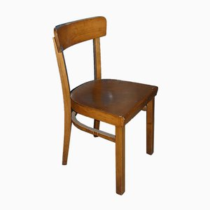 Vintage Wooden Frankfurt Kitchen Chair