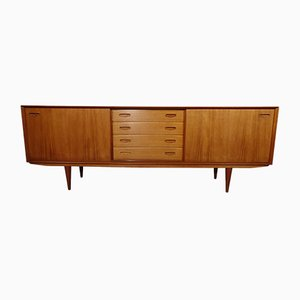 Danish Teak Sideboard from Clausen & Søn, 1960s