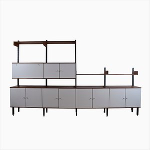 Mid-Century Modular Wall Unit from Simpla Lux