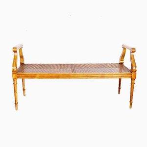 Louis XVI Style Bench, 1950s