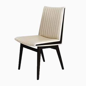 Mid-Century Austrian Dining Chairs by Oskar Riedel, 1950s, Set of 4