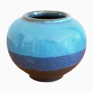 Vase en Céramique par Jan Bontjes van Beek pour Jan Bontjes van Beek, 1960s