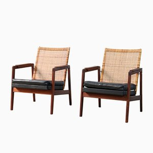 Armchairs by P. J. Muntendam for Gebroeders Jonkers, 1950s, Set of 2