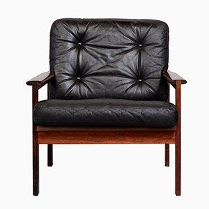 Capella Easy Chair by Illum Wikkelsø for Niels Eilersen, 1960s
