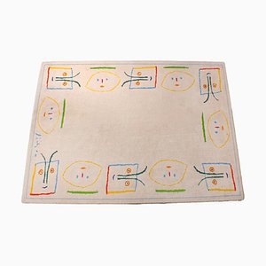 Vintage Rug by Pablo Picasso for Desso