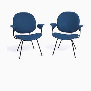 Vintage 302 Stuhl von WH Gispen für Kembo