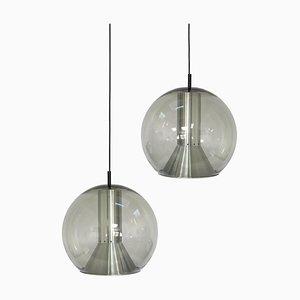 Large B-1042 Globe Pendant Lamp by Frank Ligtelijn for Raak