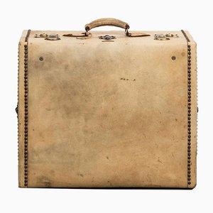 Würfelförmiger Vintage Koffer von Lavoët