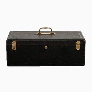 Black Leather Box