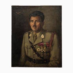 Portrait d'Homme Militaire