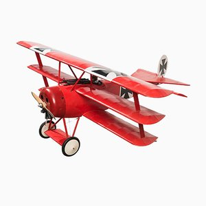 Airplane Model Red Baron