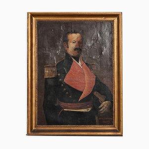 Militärportrait, 1853