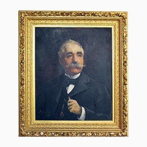 Gentleman's Portrait, 1899