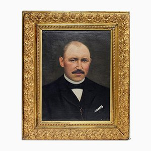 Portrait by W.N. Hendrikse, 1902