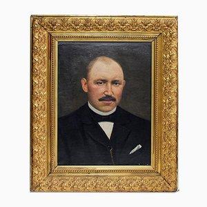 Portrait von WN Hendrikse, 1902