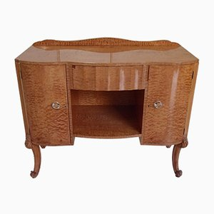 Art Deco Maple Sideboard, 1920s