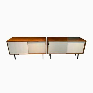 Sideboards by Florence Knoll Bassett for Knoll Inc. / Knoll International, 1960s, Set of 2
