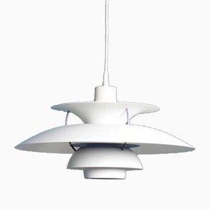 Mid-Century Danish Model PH5 Pendant Lamp by Poul Henningsen for Louis Poulsen, 1950s