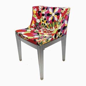 Mademoiselle Missoni Armlehnstuhl von Philippe Starck für Kartell, 2000er