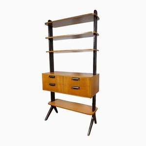 Mid-Century Modular Shelf, 1960s
