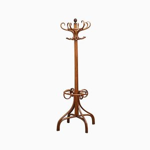 Antique Bentwood Hall Stand