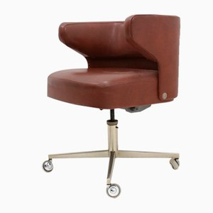 Mid-Century Poney Swivel Chair by Moscatelli Gianni for Formanova