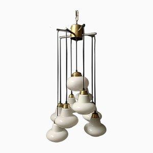 Mid-Century Deckenlampe von Stilnovo