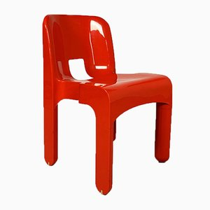 Model 4868 Universal Dining Chair by Joe Colombo for Kartell, 1970s