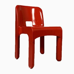 Model 4867 Universal Dining Chair by Joe Colombo for Kartell, 1970s