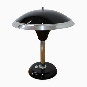 Art Deco Bauhaus Table Lamp by Max Schumacher, 1930s