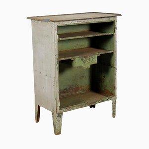 Industrieller italienischer Vintage Schrank