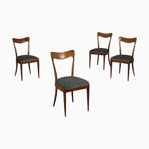 Side Chairs, 1950s, Set of 4