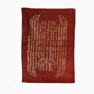 Handgearbeiteter Vintage Burano Teppich von Sartori, 1990er