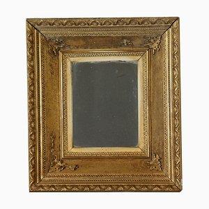Antike italienische Vergoldete Gipsverzierungen, 1800er