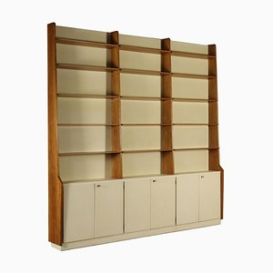 Vintage Italian Bookcase Attributed to Colonel Attilio, 1960s