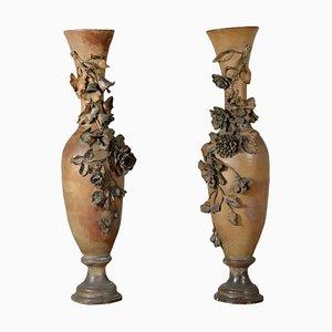 Antiche anfore grandi antiche, Italia, inizio XX secolo, set di 2