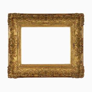Vergoldeter Rahmen, Italien, 18. Jahrhundert