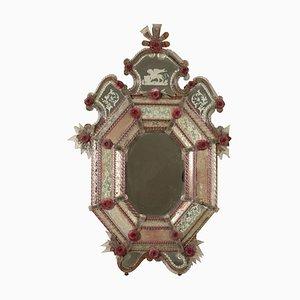 Murano Mirror, Italy, 20th Century