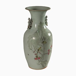 Porcelain Vase, China, 20th Century