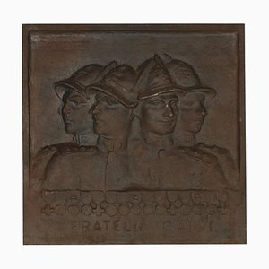 The Calvi Brothers Skulptur von Timo Bortolotti, 20. Jahrhundert
