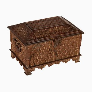 Treasure Chest in Bronze, Early 1900s