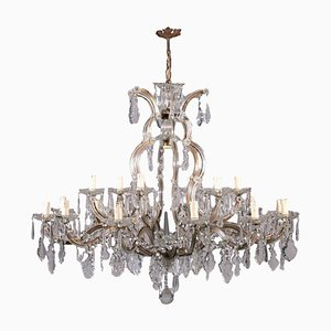 Maria Teresa Chandelier in Glass