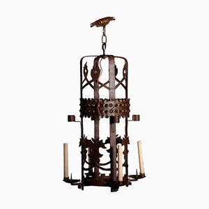 Laterne aus Eisen, 19. Jahrhundert