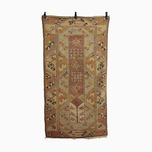 Melas Teppich aus Wolle, Türkei, 1940er