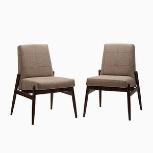 Model 300-227 Celia Lounge Chairs from Zamojskie Fabryki Mebli, 1960s, Set of 2