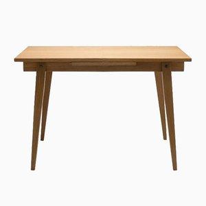 Folding Table in Oak Veneer, 1964