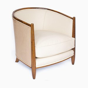 Tub Lounge Chair, 1930s