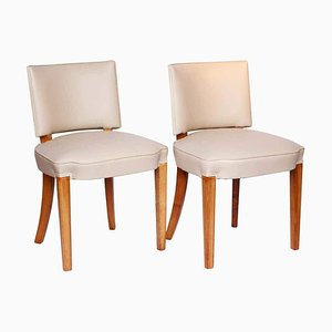 Side Chairs, 1930s, Set of 2