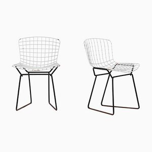 Childrens Side Chairs by Harry Bertoia for Knoll, 1950s, Set of 2